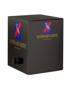 bag in box, faustino garcia martinez, vino tinto