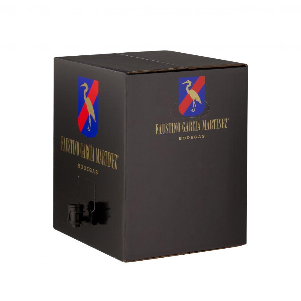 bag in box, faustino garcia martinez, vino tinto